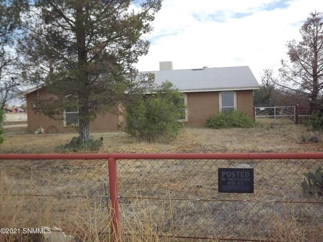 6105 Sunny Lane, Las Cruces, NM 88011 (MLS #2103220) :: Las Cruces Real Estate Professionals