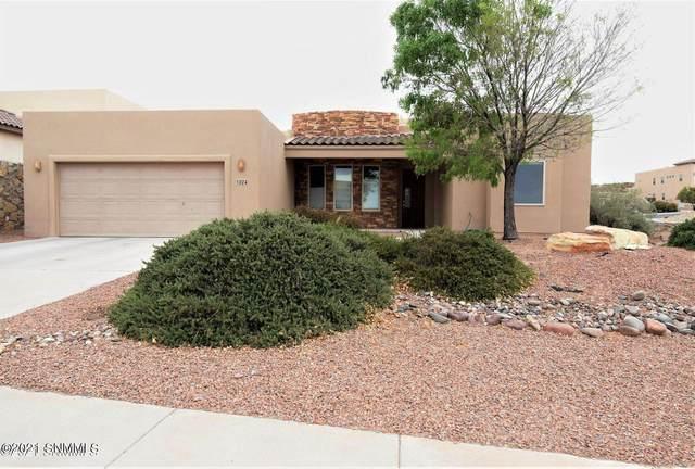 1024 Calle Griega, Las Cruces, NM 88011 (MLS #2103224) :: Las Cruces Real Estate Professionals