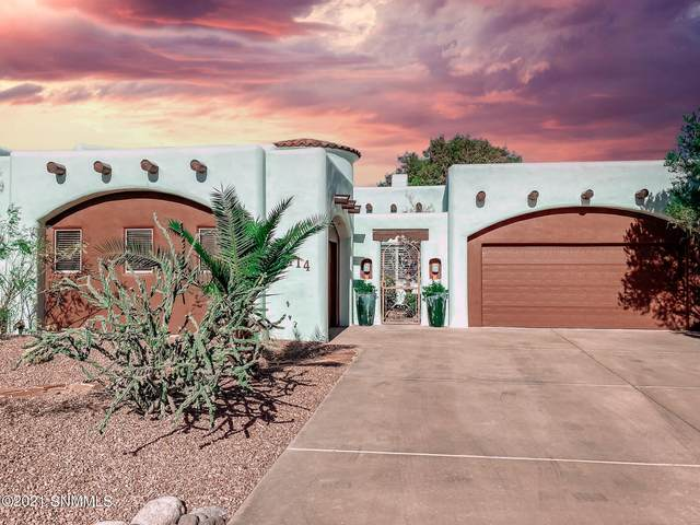 2114 Estancia Place Place, Las Cruces, NM 88005 (MLS #2103226) :: Agave Real Estate Group