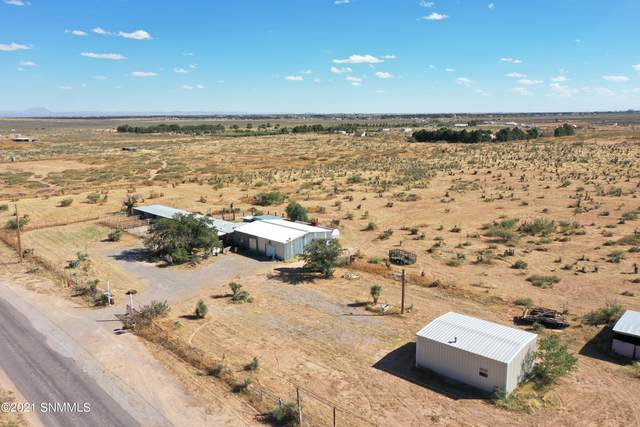 1595 Hot Peppers, Chaparral, NM 88081 (MLS #2103231) :: Las Cruces Real Estate Professionals