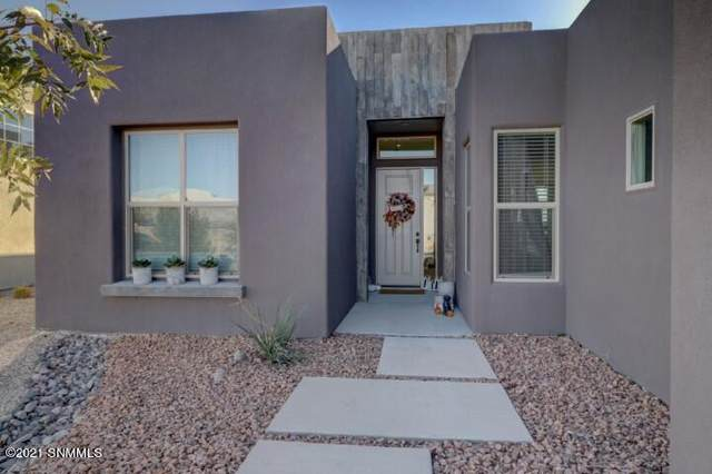3740 Golden Echo Loop, Las Cruces, NM 88012 (MLS #2103232) :: Better Homes and Gardens Real Estate - Steinborn & Associates