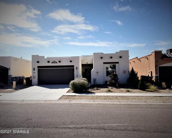 3660 Santa Minerva Avenue, Las Cruces, NM 88012 (MLS #2103234) :: Better Homes and Gardens Real Estate - Steinborn & Associates