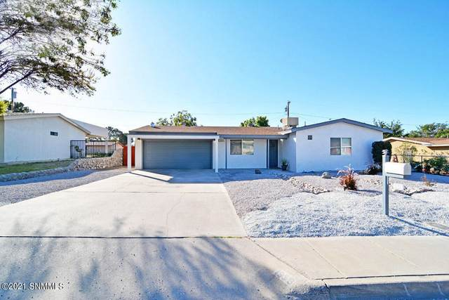 1958 Redwood Street, Las Cruces, NM 88001 (MLS #2103235) :: Better Homes and Gardens Real Estate - Steinborn & Associates
