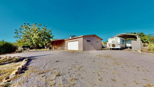 4510 Codorniz Street, Las Cruces, NM 88007 (MLS #2103238) :: Better Homes and Gardens Real Estate - Steinborn & Associates