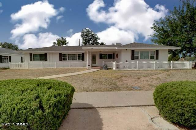 595 Melendres, Las Cruces, NM 88005 (MLS #2103240) :: Agave Real Estate Group