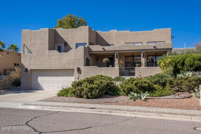 3809 Yellowstone Drive, Las Cruces, NM 88011 (MLS #2103241) :: Las Cruces Real Estate Professionals