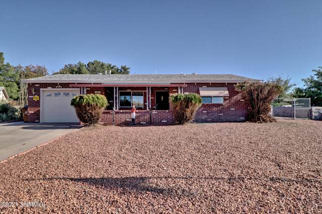 1960 Wingate Court, Las Cruces, NM 88001 (MLS #2103246) :: Agave Real Estate Group
