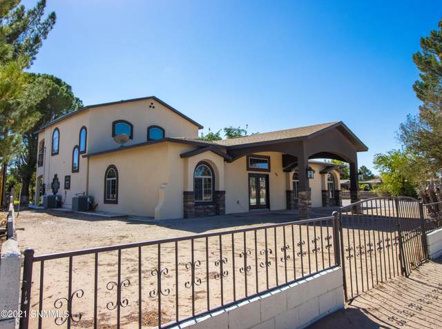 304 Las Flores Circle, La Mesa, NM 88044 (MLS #2103247) :: Agave Real Estate Group