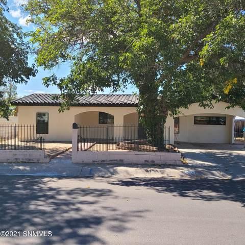 1308 Luna Street, Las Cruces, NM 88001 (MLS #2103248) :: Agave Real Estate Group