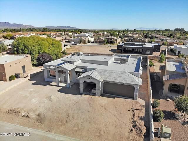 1471 Santanova Arc, Las Cruces, NM 88005 (MLS #2103250) :: Las Cruces Real Estate Professionals