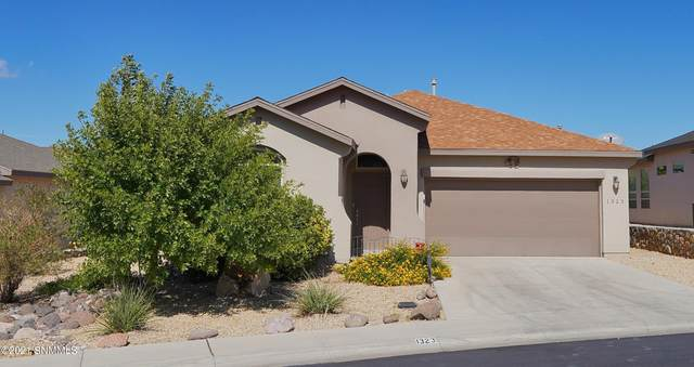 1323 Sapillo Drive, Las Cruces, NM 88012 (MLS #2103255) :: Better Homes and Gardens Real Estate - Steinborn & Associates