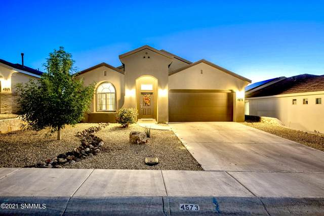 4573 Vermejo Drive, Las Cruces, NM 88012 (MLS #2103258) :: Better Homes and Gardens Real Estate - Steinborn & Associates