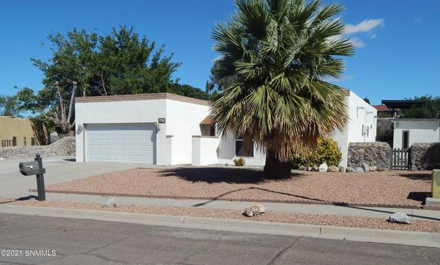 3374 Wesley Drive, Las Cruces, NM 88012 (MLS #2103261) :: Better Homes and Gardens Real Estate - Steinborn & Associates