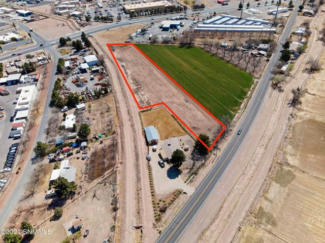 0000 Old Highway 292, Las Cruces, NM 88005 (MLS #2103269) :: Las Cruces Real Estate Professionals