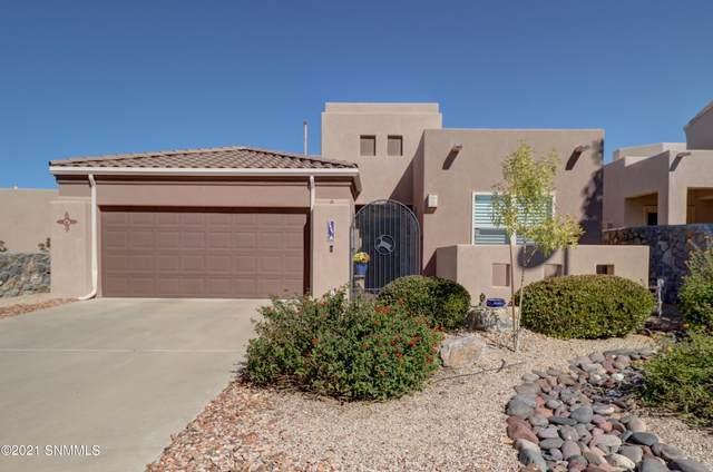 3607 Arroyo Verde Street, Las Cruces, NM 88011 (MLS #2103273) :: Better Homes and Gardens Real Estate - Steinborn & Associates