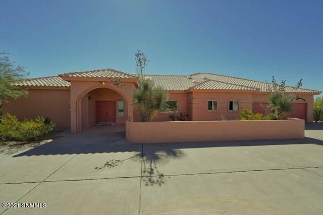 5120 Hunters Chase Road, Las Cruces, NM 88011 (MLS #2103287) :: Better Homes and Gardens Real Estate - Steinborn & Associates