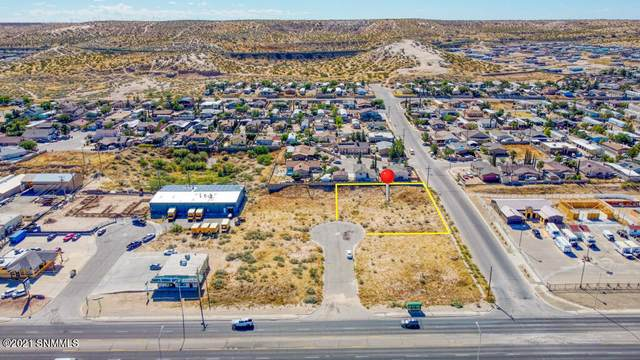 102 Cuchillo Place, Sunland Park, NM 88063 (MLS #2103299) :: Better Homes and Gardens Real Estate - Steinborn & Associates