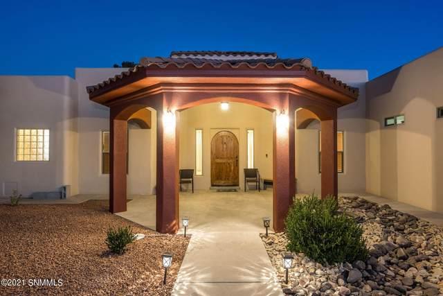 4030 Cholla Road, Las Cruces, NM 88011 (MLS #2103301) :: Las Cruces Real Estate Professionals
