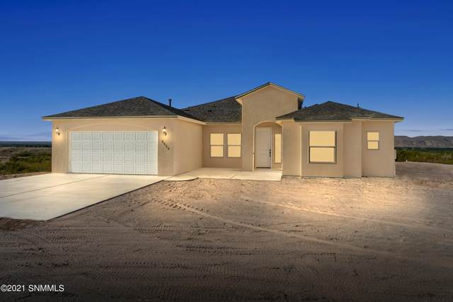 5555 La Reina Road, Las Cruces, NM 88012 (MLS #2103304) :: Better Homes and Gardens Real Estate - Steinborn & Associates