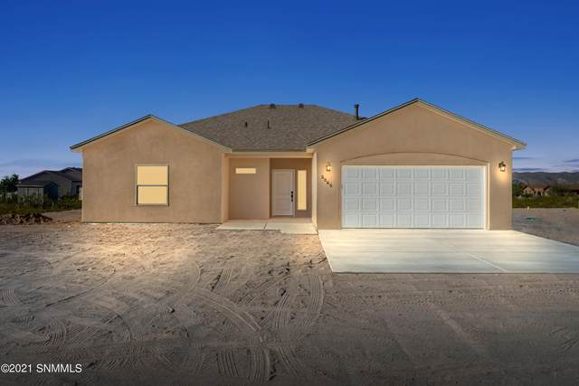 5565 La Reina Road, Las Cruces, NM 88012 (MLS #2103305) :: Better Homes and Gardens Real Estate - Steinborn & Associates
