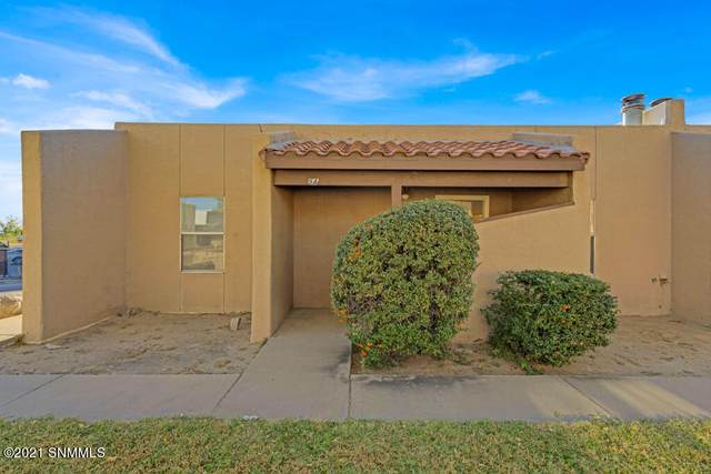 1345 E Branson 5-A, Las Cruces, NM 88001 (MLS #2103310) :: Better Homes and Gardens Real Estate - Steinborn & Associates