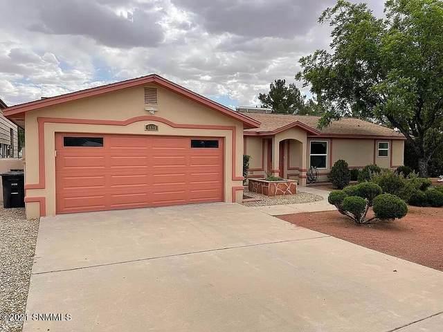6605 Rio Dorado Drive, La Mesa, NM 88044 (MLS #2103311) :: Better Homes and Gardens Real Estate - Steinborn & Associates