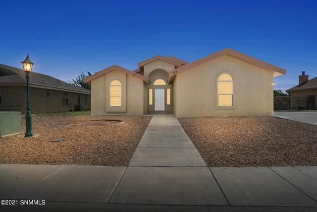 105 Desert Willow Drive, Santa Teresa, NM 88008 (MLS #2103312) :: Las Cruces Real Estate Professionals