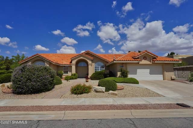 3202 Thunderbird Street, Las Cruces, NM 88011 (MLS #2103315) :: Las Cruces Real Estate Professionals