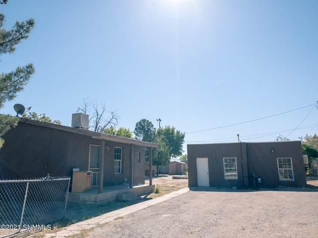 1213 Brownlee Avenue, Las Cruces, NM 88005 (MLS #2103316) :: Las Cruces Real Estate Professionals