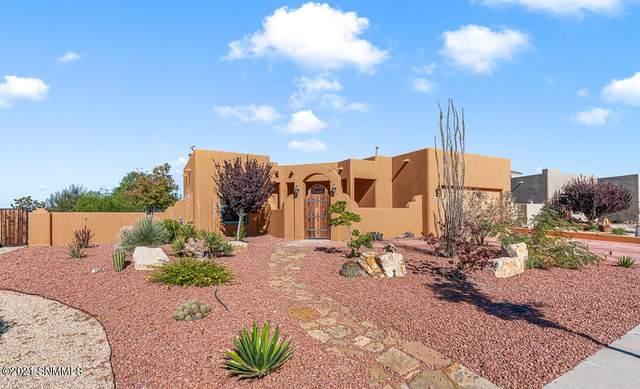 4363 Nambe, Las Cruces, NM 88011 (MLS #2103321) :: Las Cruces Real Estate Professionals