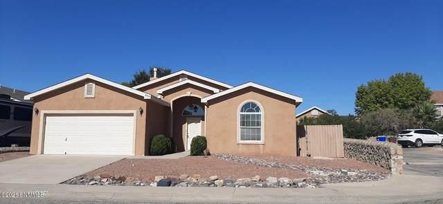 4509 Jasper Court, Las Cruces, NM 88012 (MLS #2103322) :: Las Cruces Real Estate Professionals