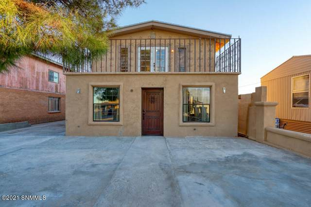 814 Madison Street, Anthony, NM 88021 (MLS #2103341) :: Better Homes and Gardens Real Estate - Steinborn & Associates
