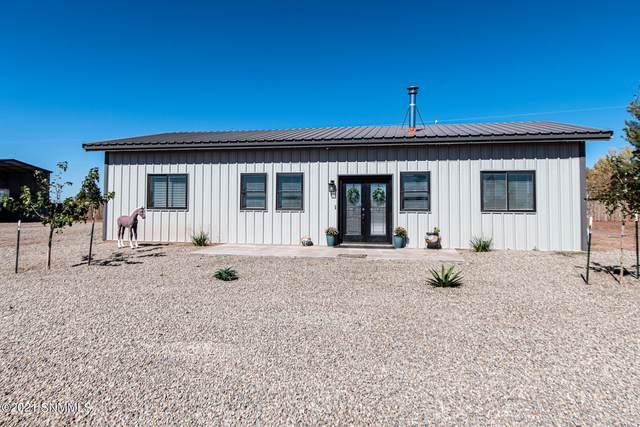 48 Burleson Ln. Lane, Tularosa, NM 88352 (MLS #2103354) :: Better Homes and Gardens Real Estate - Steinborn & Associates