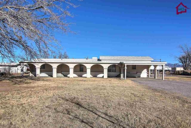 4590 Gerald Drive, Las Cruces, NM 88007 (MLS #1603387) :: Steinborn & Associates Real Estate