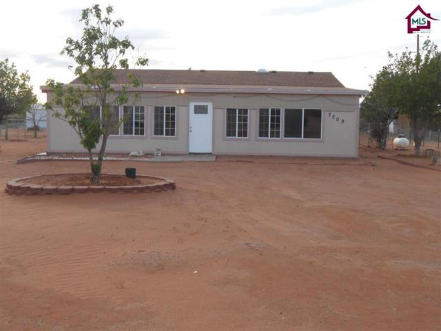 7709 Grouse Run Drive, Las Cruces, NM 88012 (MLS #1701082) :: Steinborn & Associates Real Estate