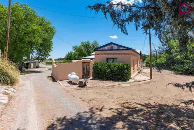 1150 Railroad Boulevard, Hatch, NM 87937 (MLS #1701339) :: Steinborn & Associates Real Estate
