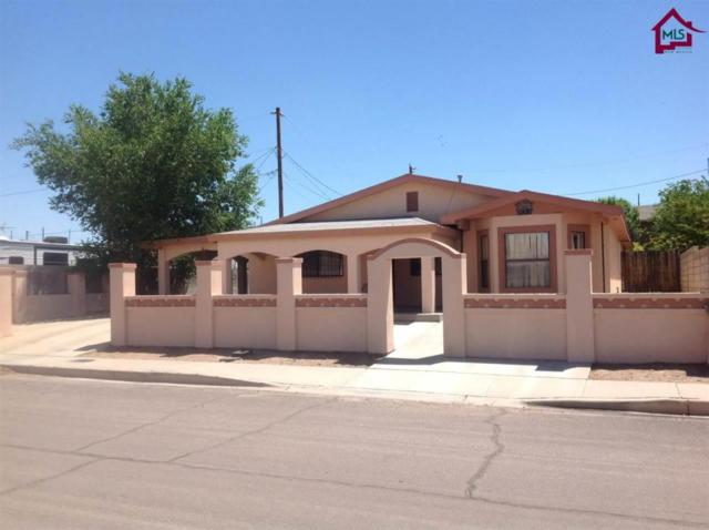 822 Granite Street, Anthony, NM 88021 (MLS #1701396) :: Steinborn & Associates Real Estate