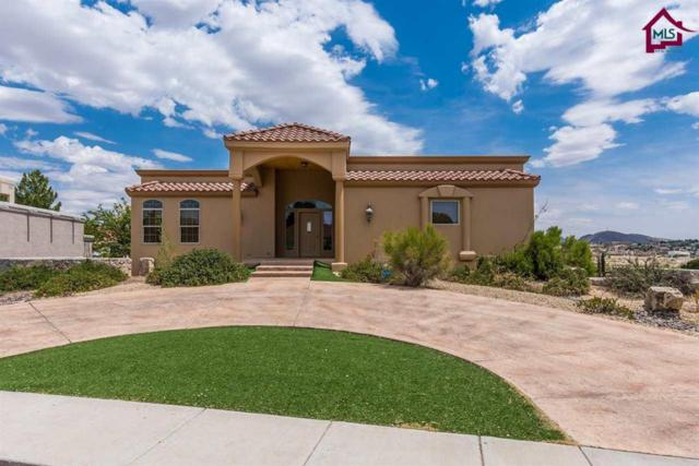 3832 Grand Teton Way, Las Cruces, NM 88011 (MLS #1701513) :: Austin Tharp Team