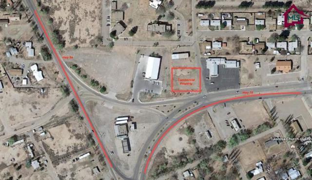 Central Avenue, Tularosa, NM 88352 (MLS #1701596) :: Steinborn & Associates Real Estate