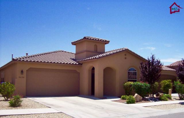 3626 Santa Marcella Ave, Las Cruces, NM 88012 (MLS #1701624) :: Steinborn & Associates Real Estate
