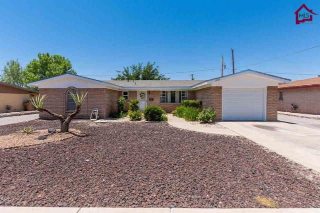 1805 Carlyle Drive, Las Cruces, NM 88005 (MLS #1701625) :: Steinborn & Associates Real Estate