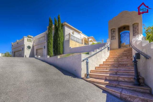 2631 Monte Bello Drive, Las Cruces, NM 88011 (MLS #1701674) :: Steinborn & Associates Real Estate