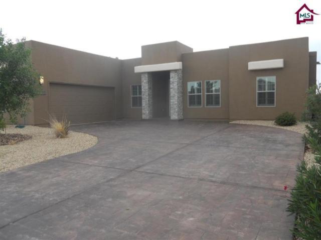 3662 San Clemente, Las Cruces, NM 88012 (MLS #1702050) :: Steinborn & Associates Real Estate