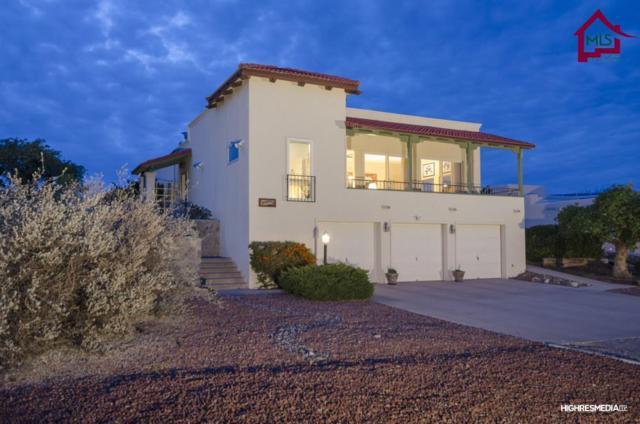 1477 Via Norte, Las Cruces, NM 88007 (MLS #1702073) :: Steinborn & Associates Real Estate
