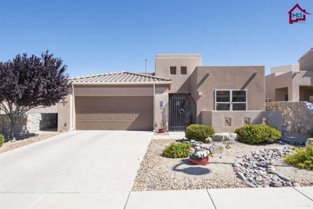 3607 Arroyo Verde, Las Cruces, NM 88011 (MLS #1702144) :: Steinborn & Associates Real Estate