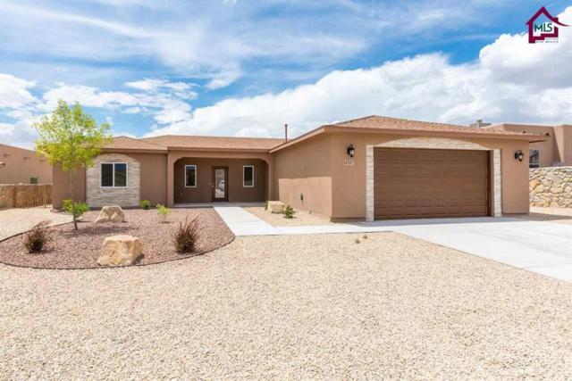 4507 Mesa Central, Las Cruces, NM 88011 (MLS #1702394) :: Steinborn & Associates Real Estate