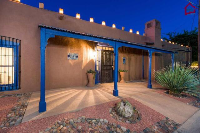 2215 Calle De Guadalupe, Mesilla, NM 88046 (MLS #1702411) :: Steinborn & Associates Real Estate