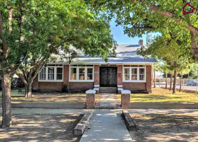 645 W Las Cruces Avenue, Las Cruces, NM 88005 (MLS #1702954) :: Steinborn & Associates Real Estate