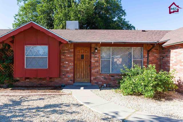 2715 Claude Dove Drive, Las Cruces, NM 88011 (MLS #1702964) :: Steinborn & Associates Real Estate