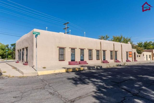 570 Griggs Avenue, Las Cruces, NM 88001 (MLS #1703071) :: Steinborn & Associates Real Estate
